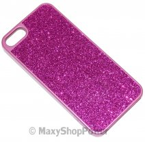 XQISIT CUSTODIA IPLATE GLAMOR APPLE IPHONE 5 - 5S - SE PINK