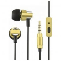 WOPOW AURICOLARE ORIGINALE STEREO JACK 3,5MM YELLOW
