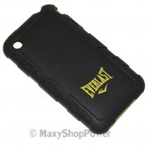 EVERLAST CUSTODIA SILICASE APPLE IPHONE 3G / 3GS BLACK