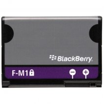 BLACKBERRY BATTERIA LITIO ORIGINALE F-M1 BULK PER 9100 PEARL 3G - 9105 PEARL 3G