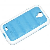 PULOKA CUSTODIA HARD COVER PER SAMSUNG GALAXY S4 I9500 - I9505 LIGHT BLU