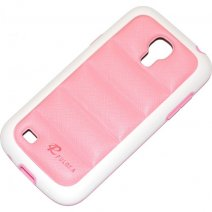 PULOKA CUSTODIA HARD COVER PER SAMSUNG GALAXY S4 MINI I9190 - I9195 PINK