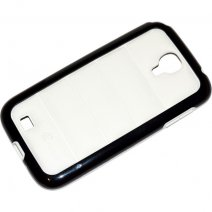 PULOKA CUSTODIA HARD COVER PER SAMSUNG GALAXY S4 I9500 - I9505 WHITE