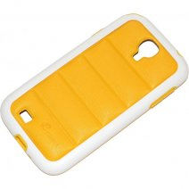 PULOKA CUSTODIA HARD COVER PER SAMSUNG GALAXY S4 I9500 - I9505 YELLOW