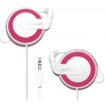 START AURICOLARE STEREO PROFESSIONAL HEADPHONES JACK 3,5MM UNIVERSALE WHITE / PINK